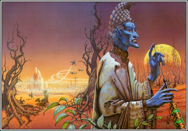 Patrick Woodroffe The Gray Prince