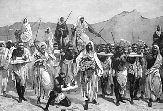 Arabische Sklavenhändler