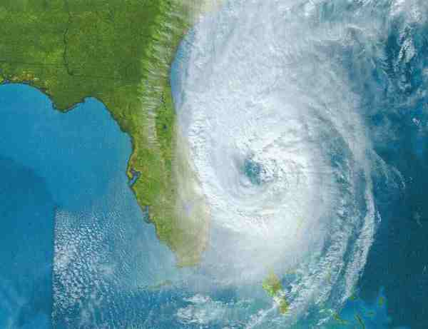Hurrikan Wilma 2005