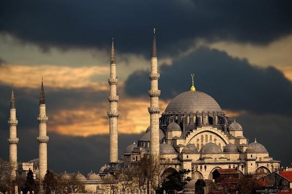 Süleimaniye-Moschee