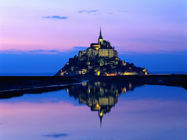 Mont St-Michel Bretagne