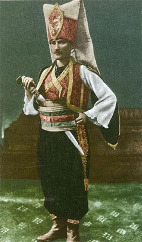 Mustafa Kemal Atatürk Dienst in Bulgarien 1913