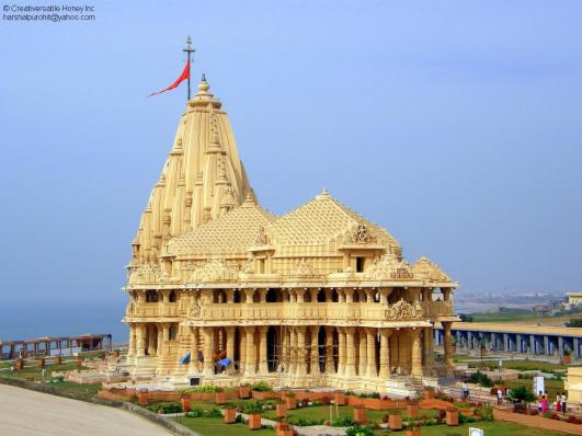 Tempel von Somnath