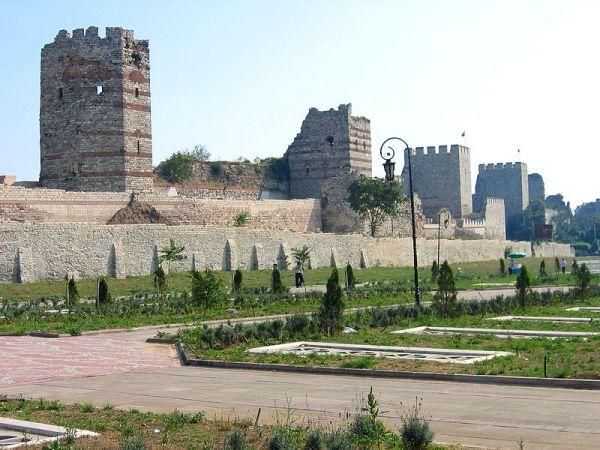 Theodosianische Landmauer