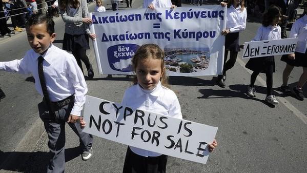 Zypern wird nicht verkauft