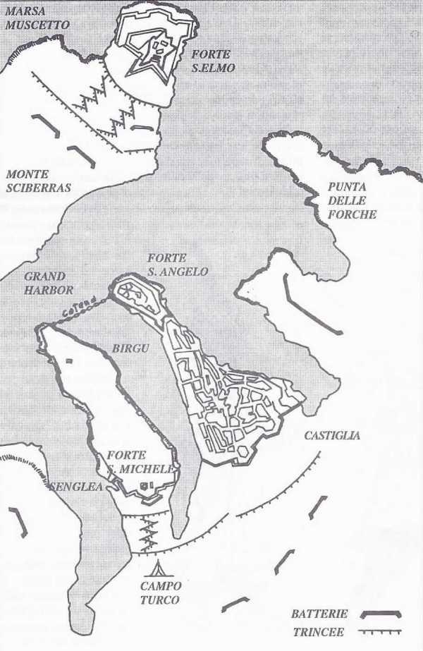 08 Malta Großer Hafen