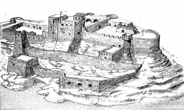 17 Castrum Maris - Fort Sankt Angelo