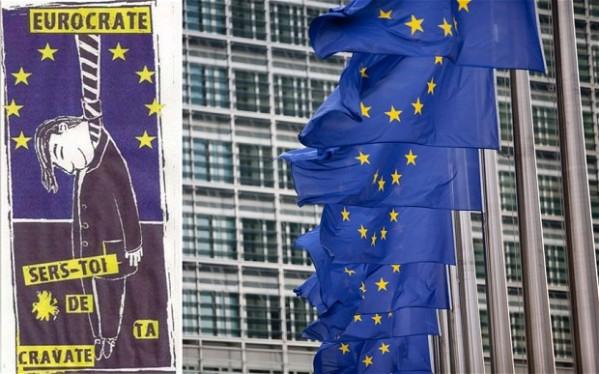 Eurokraten-Krawatte