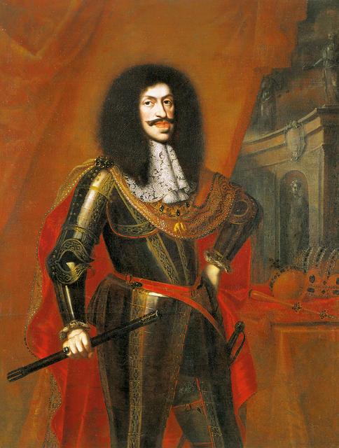 Kaiser Leopold I Gemälde