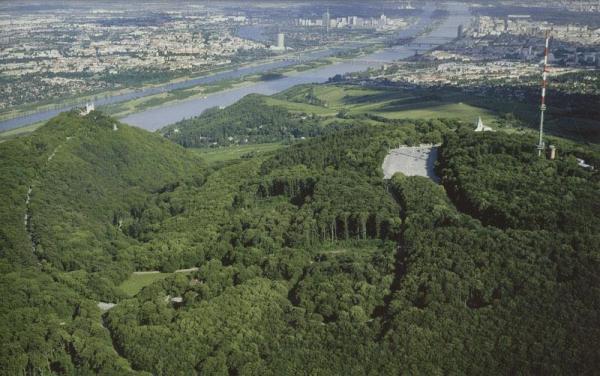 Leopoldsberg - Kahlenberg