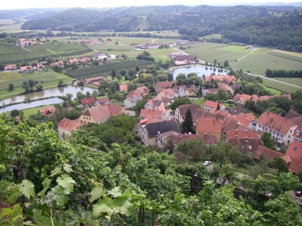Riegersburg Ausblick