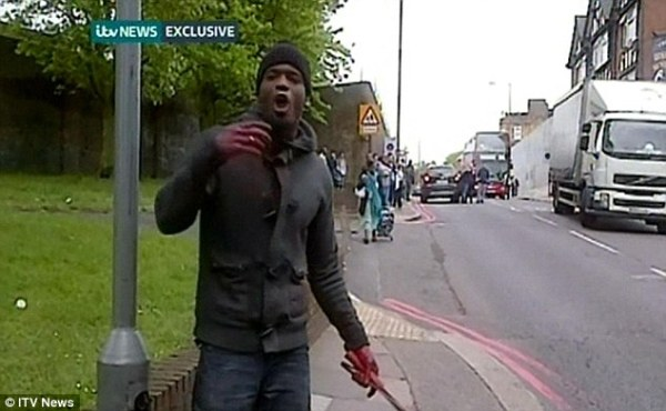 Woolwich-Mörder Michael Adebolajo
