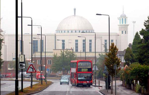 Moschee in London