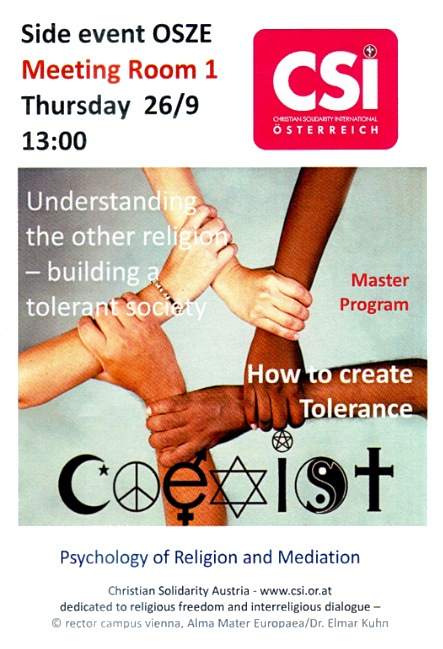 coexist csi österreich