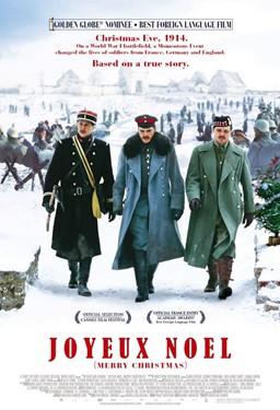 Filmposter Joyeux Noel