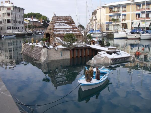 Grado Hafenkrippe