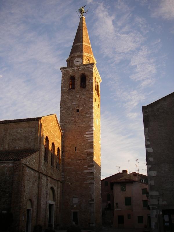 Grado: Basilica di Sant'Eufemia von außen