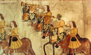 Im England der Tudors gab es einige schwarze Sklaven, die später in elisabethanischer Zeit entfernt wurden.[1]