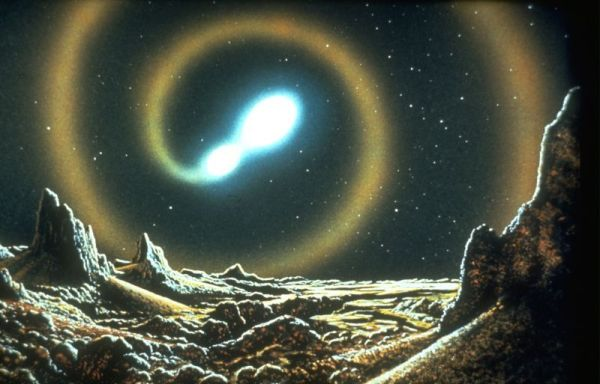 Don Dixon Beta Lyrae