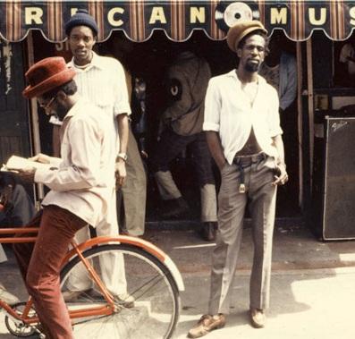 Jamaika in den 1970ern