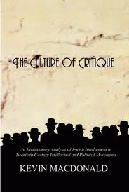 MacDonald, Kevin - The Culture of Critique