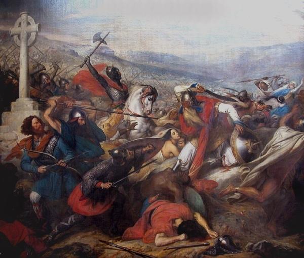 Steuben - Bataille de Poitiers