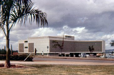 Kampala National Theatre, 1961.