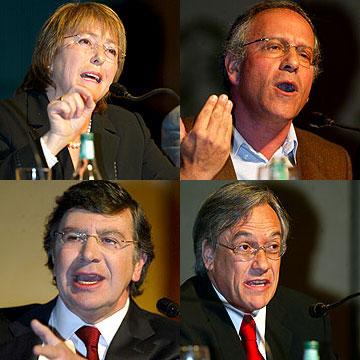 Chilenische Präsidentschaftskandidaten 2005