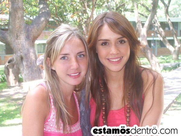 Mexikanische Mädchen europäischer Abstammung