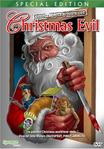 Christmas Evil movie poster