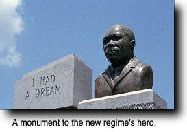 MLK beast_monument