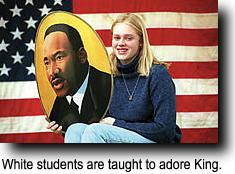 MLK beast_student