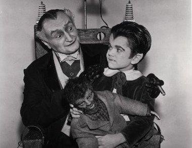 Grandpa & Eddie Munster