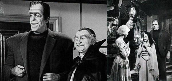 Sam Dracula - Grandpa Munster