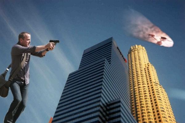 01 Jack Bauer schießt das Raumschiff Enterprise ab