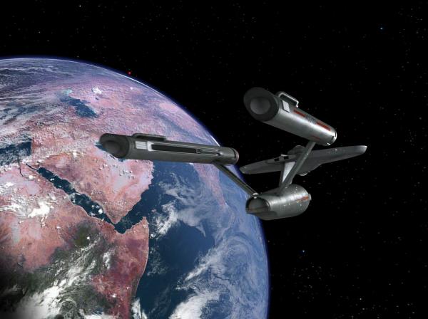 17 TOS2x26b Ein Planet, genannt Erde