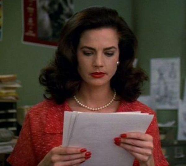 """Rein als Augenlolli für die Leser bringe ich hier Jadzia Dax / Terry Farrell (Teresa Lee Farrell Grussendorf) als Sekretärin von """"Incredible Tales""""."""