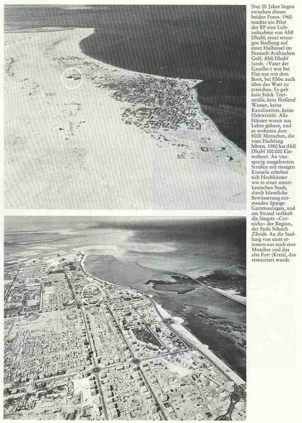 Abu Dhabi 1960-80