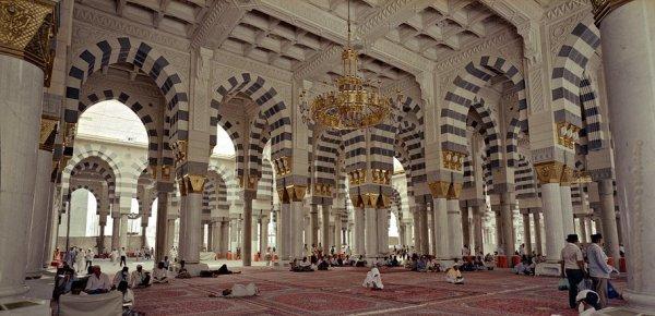 Moschee des Propheten in Medina