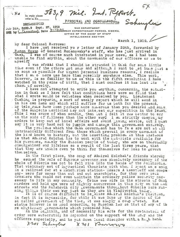 HGV2 03 Schuyler-Bericht