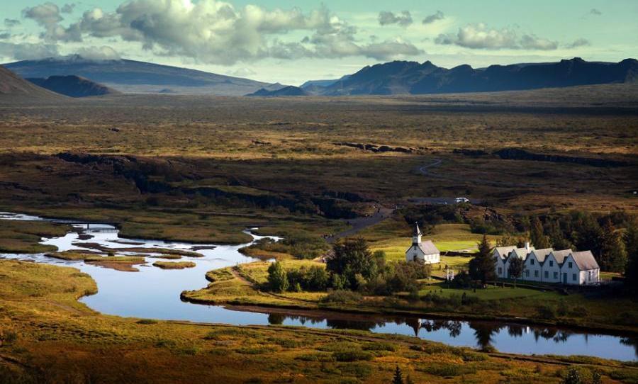 Datierung eines isländischen Mannes