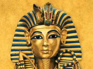 Tut Ench Amun, der Westeuropäer.