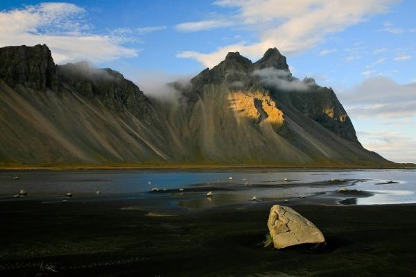 2a Stokksnes, Island