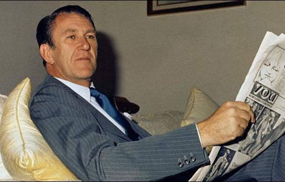 Der halbjüdische ehemalige australische Premierminister Malcolm Fraser.