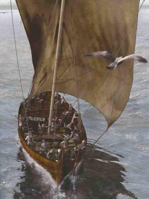 Leif Eriksson Vinlandfahrt