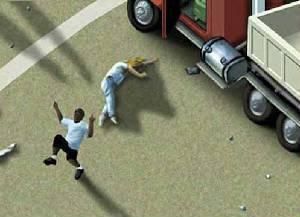 Los Angeles 1992: Schwarze zerren Reginald Denny aus seinem Truck und zertreten seinen Kopf.