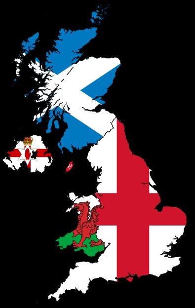 England-Schottland-Wales