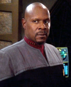 "Captain Benjamin Sisko aus ""Star Trek: Deep Space Nine"""