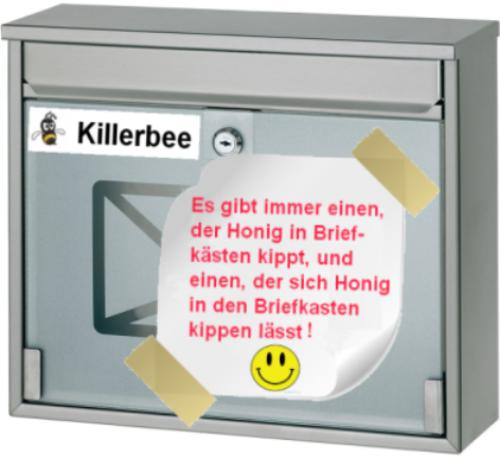 killerbee-briefkasten