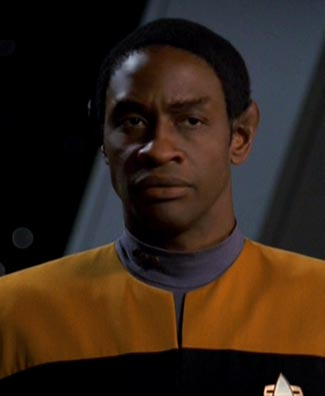 "Commander Tuvok aus ""Star Trek: Voyager"""
